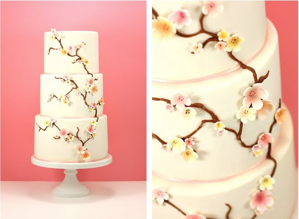 Sara Jones Wedding Cakes