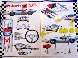 las armas del mach 5