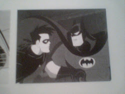 batman y robin 90
