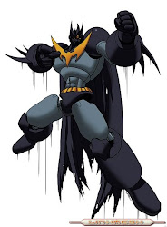 batman mazinger
