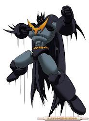 batman mazinger
