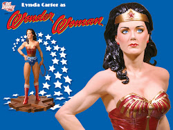 Linda Carter en figura de DC