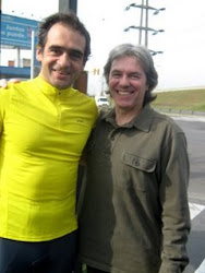 Encuentro con un grande!... Fabian Mulis.