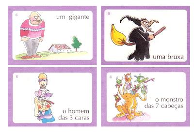 12 Materiais para contar histórias para crianças