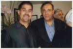 J.C. León y Carlos Alberto Montaner