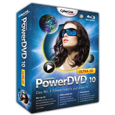 Cyberlink Power DVD 10