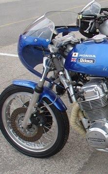 Honda Rickman 750
