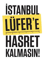İstanbul Lüfer'e Hasret Kalmasın! kampanyası