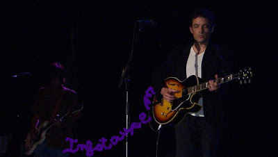 Jakob Dylan and Stuart Mathis
