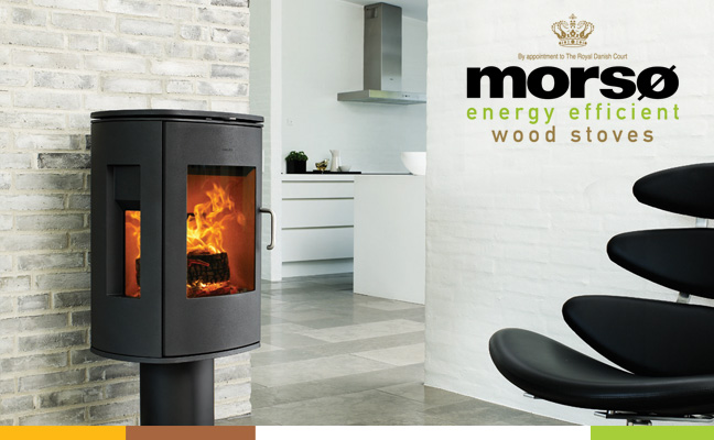 Morso Energy Efficient Wood Stoves