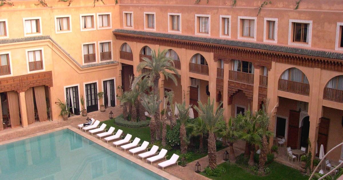 Hotel Maroc  Les Jardins De La Koutoubiaadresse