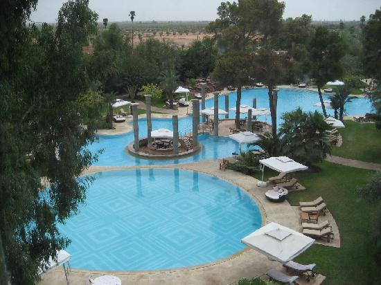 Marrakech casino es saadi