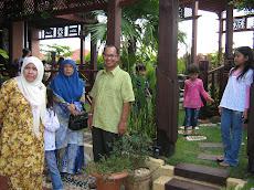Di rumah terbuka  Dato' K 2008