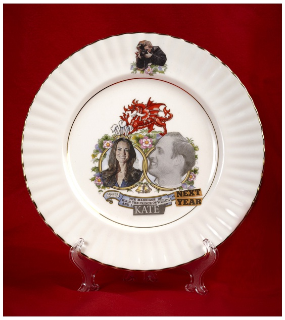 kate middleton zara prince william kerang photos. prince william family crest