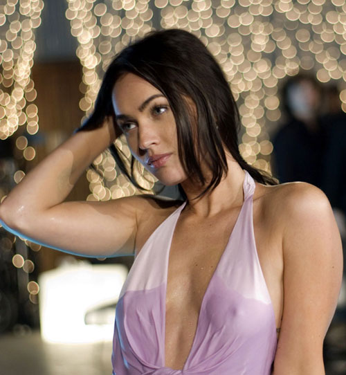 megan fox nude wallpaper