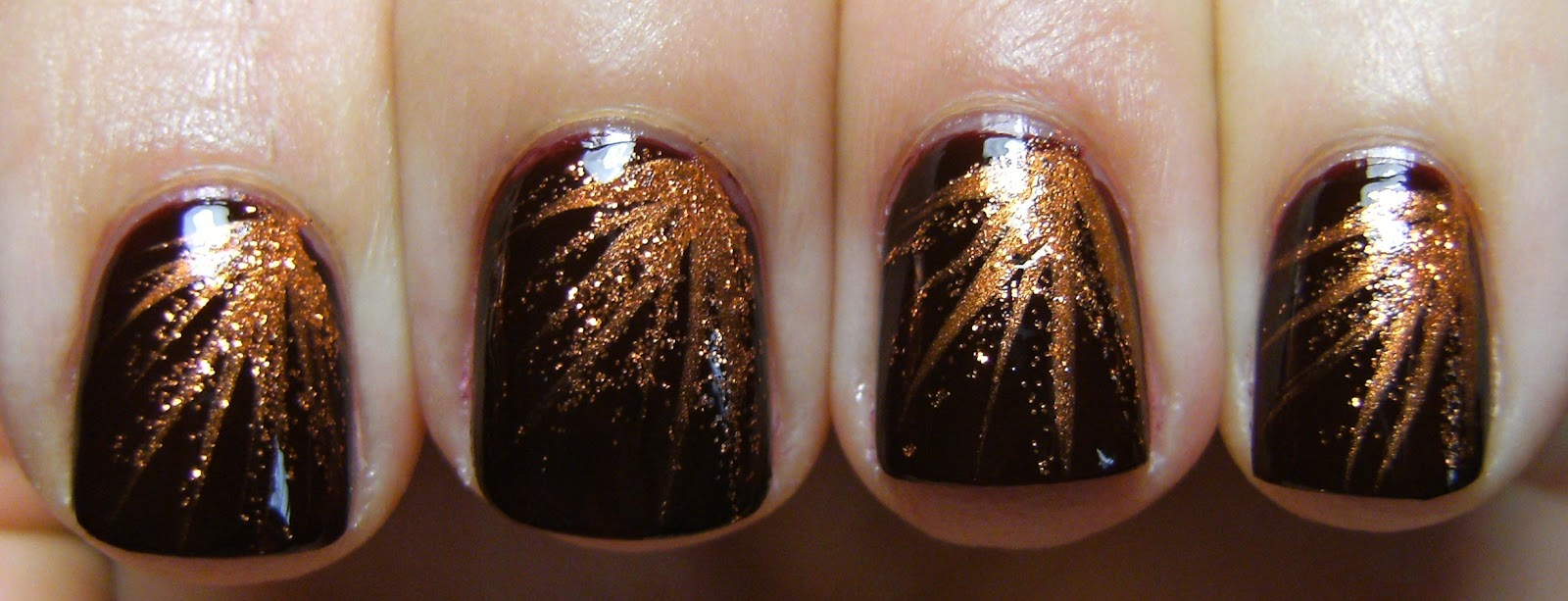 Deez nailz sinful colors maghony with striprite copper nail stuff i used nailene tc old skool sinful colors maghony 2 unnamed stripe easy striping polishs prinsesfo Choice Image