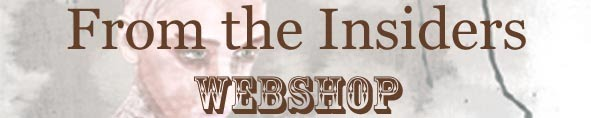 The webshop of From the Insiders