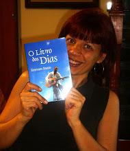Mais uma amiga e o Livro dos Dias Linda e Querida***Marcinha Laja***