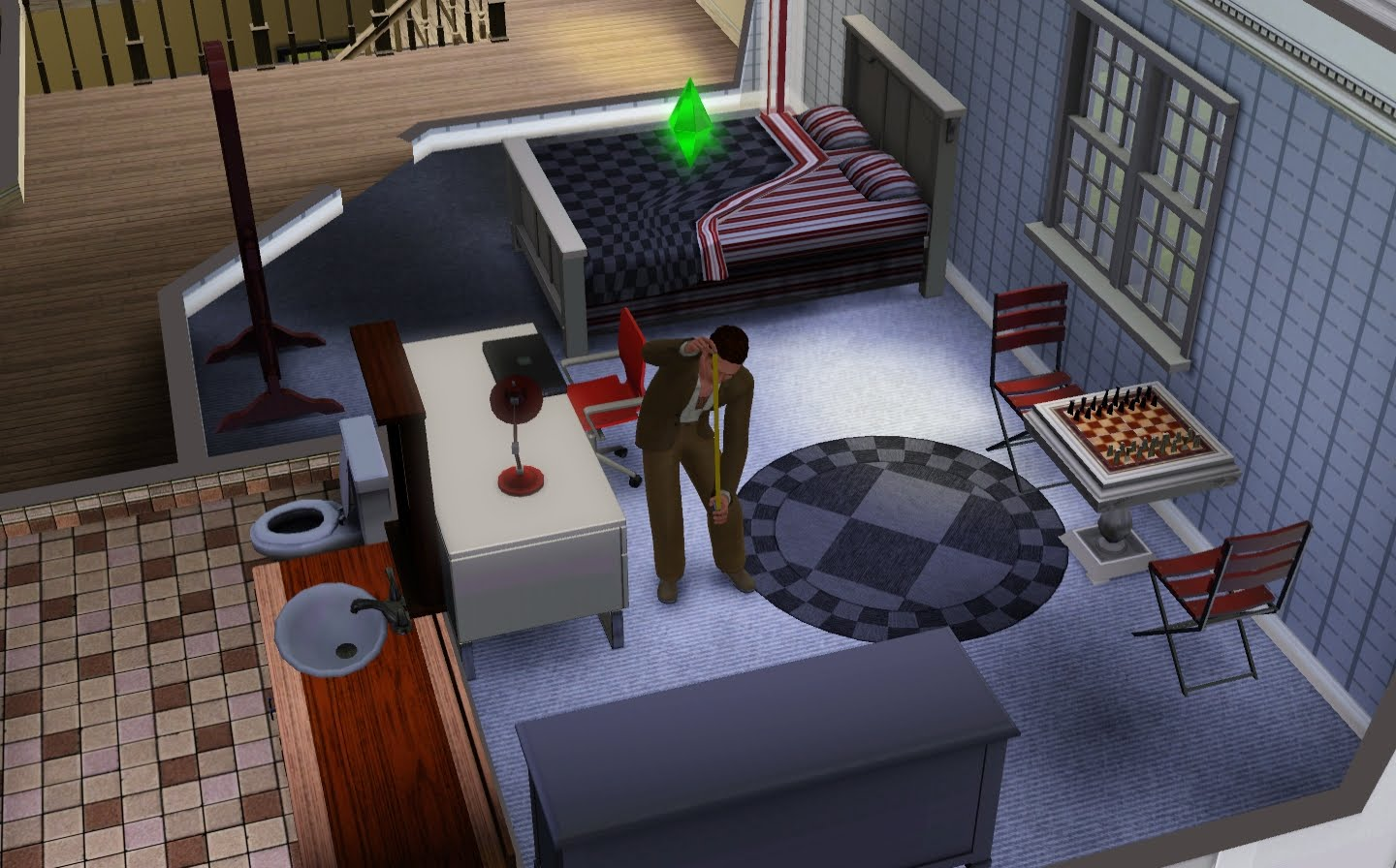 how to get sims 3