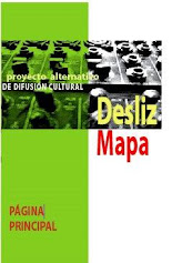 desliz, mapa
