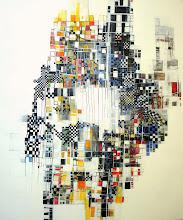 Des atouts dans son jeu - 120 x 100 cm - 2009