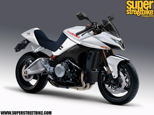 Suzuki Katana Fairings