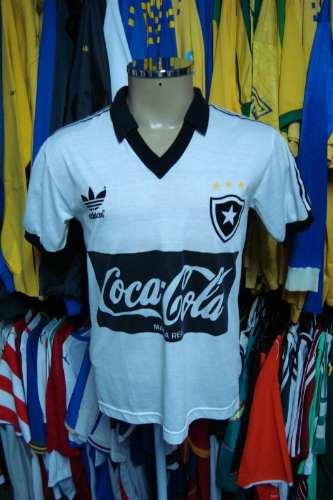 1cbee70a92 Brechó do Futebol. Bar   Camisetas.  Botafogo 1988-89 Camisa Reserva ...