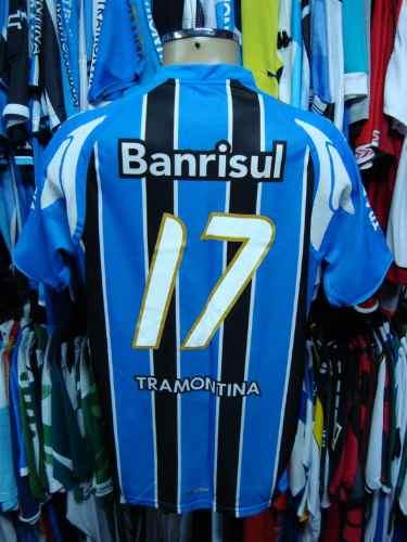 376f719497 Brechó do Futebol. Bar   Camisetas.  Grêmio 2007 Camisa Titular De ...