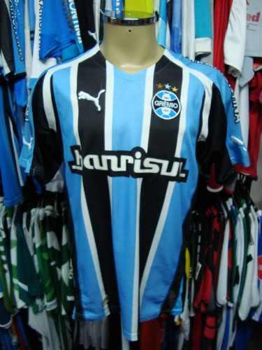 15ae872618 Brechó do Futebol. Bar   Camisetas.  Grêmio 2005 Camisa Titular De ...