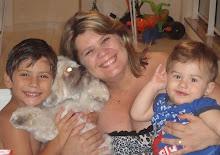 Eu e meus filhotes