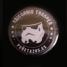 CHAPA Tricornio Trooper