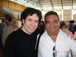 Con mi gran amigo                               Gustavo Dudamel