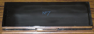No7 Limited Edition mirrored eye palette