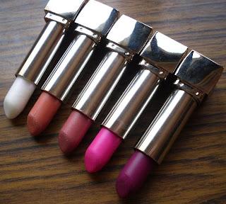 lancome color fever shine lipsticks
