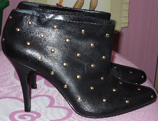oasis stud ankle boots