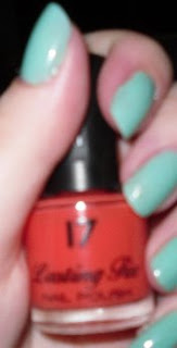 17 tropical island lasting fix nail polish
