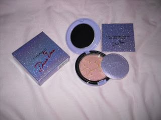 mac dame edna high light powder spectacle
