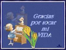"""Premio""""Gracias por tocar mi vida"""""""