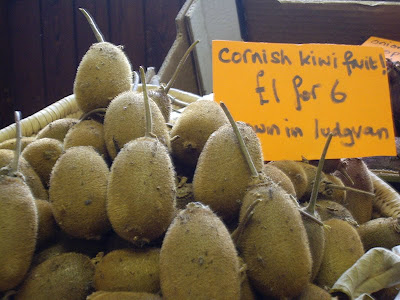 St Ives Farmers Market - Fresh Cornish Kiwi Fruit