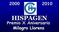 Premio Milagro Llorens 2010