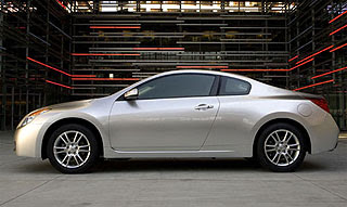 Nissan 2008 Altima Coupe