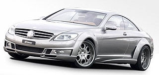FAB Design Mercedes CL600