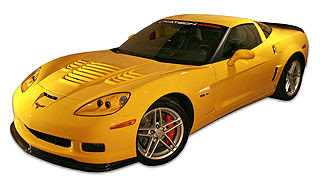 2007 Katech Performance Street Attack Corvette C6 Z06