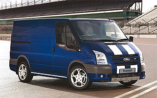 Ford Trasit Sportvan 2