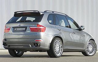Hamann BMW X5 2
