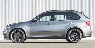 2007 Hamann BMW X5 E 70 2