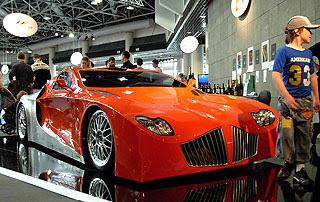2007 Weber Sportscar 2