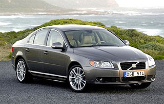 Volvo S80 T6 AWD Variant