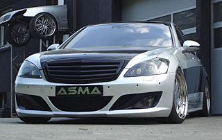 2007 ASMA Design Eagle II Mercedes-Benz S-Class