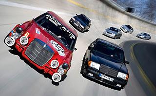 Mercedes-Benz AMG 40th Anniversary
